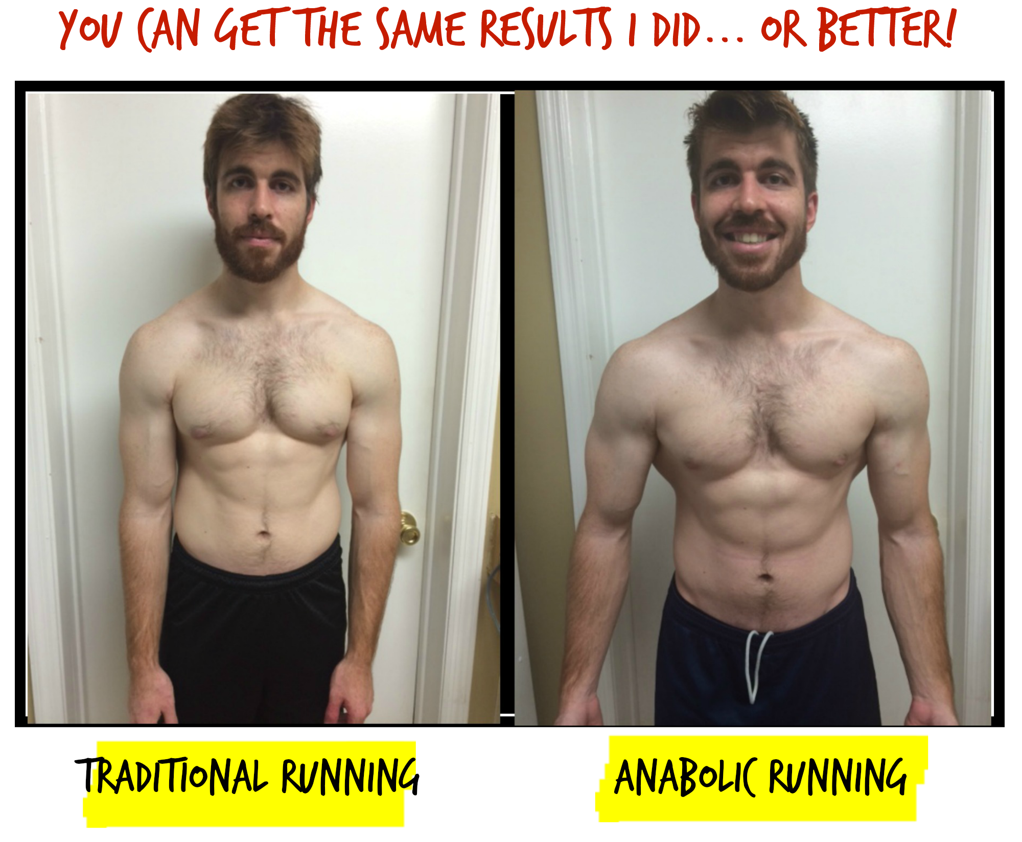 JOES RESULTS - Anabolic Running