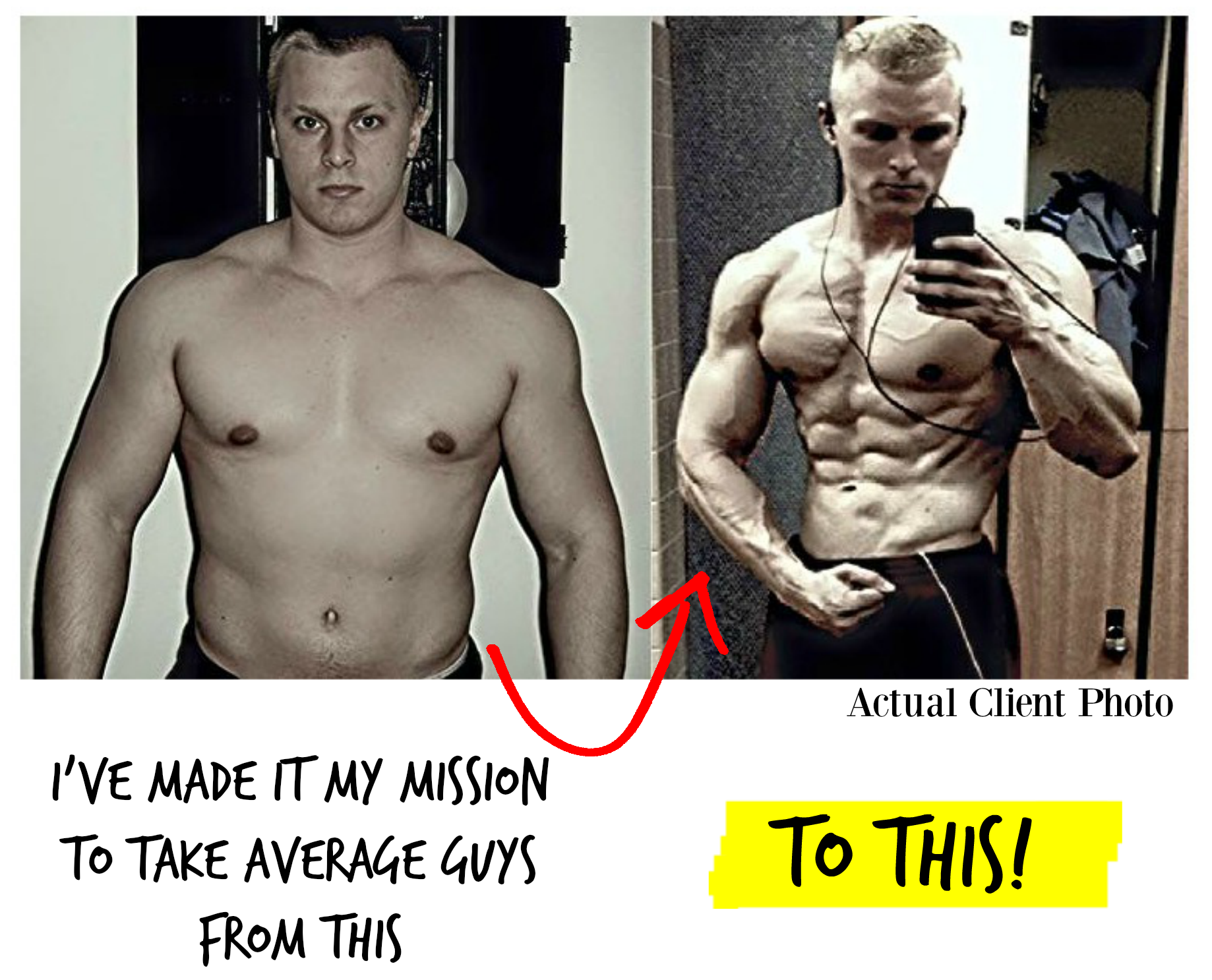 Johny Transformation - Anabolic Running