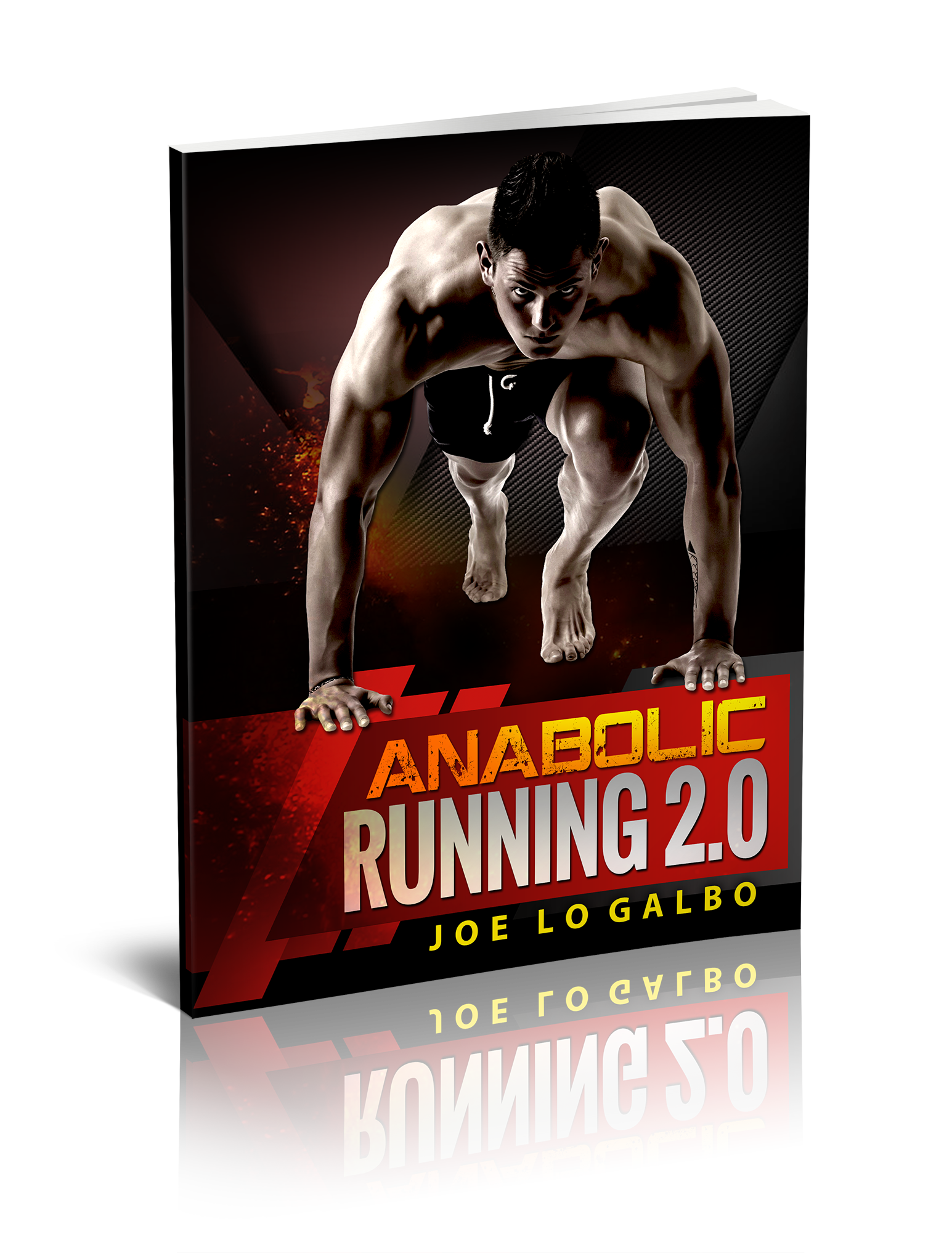 Anabolic Running ebook - Anabolic Running